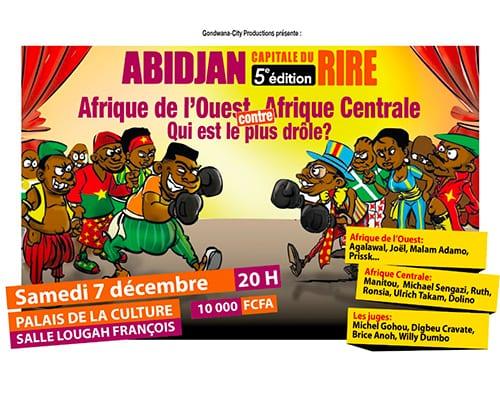 A Kinshasa, Douala et Libreville, on est convaincus d'être les meilleurs. Un spectacle inédit à mourir de rire !